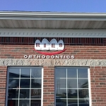 ries-ortho- dimensional letter sign