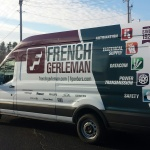 French Gerleman Van Wrap