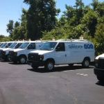 Charter Spectrum Fleet Vehicle Graphics