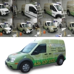 Petropolis Van Wrap and Graphics