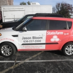 State Farm Vehicle Graphics