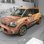 NeoGraft Car Wrap