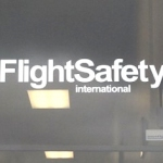 Flight Safety Window Cling