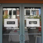 Laurie Solet Window Signs
